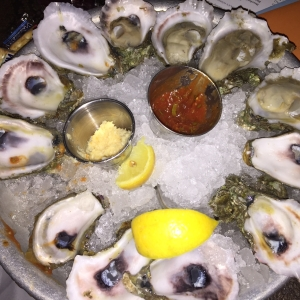 Oysters - Liberty Kitchen