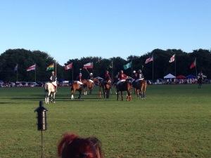 A polo match in Rhode Island #fancy