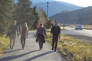 A weekend in Vail with my family