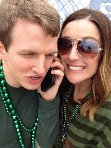 St. Patrick's Day Parade in Dallas