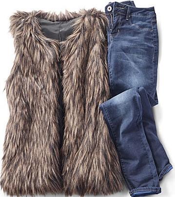 faux-fur-vest
